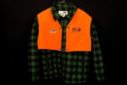 Big Woods Bucks Tracker Coat