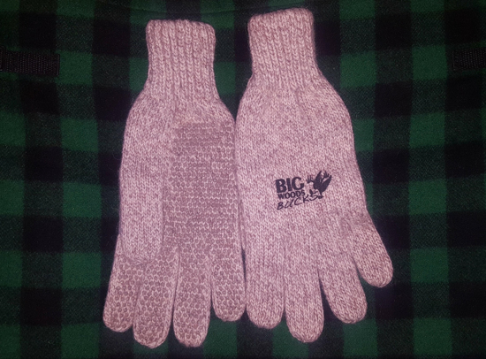 Picture of BWB Wool Tracking Gloves