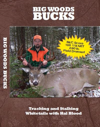 Picture of Big Woods Bucks Deer DVD