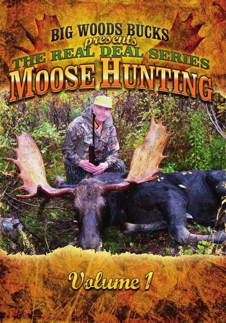 Picture of Real Deal Moose Hunting DVD Vol. 1