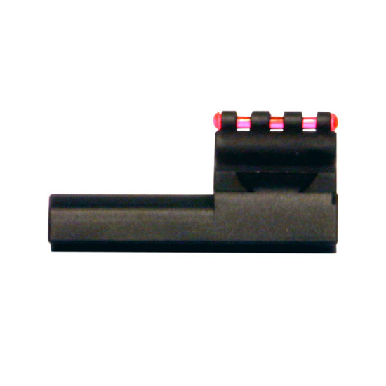 Patriot Front Bead, Red Fiber Optic (screws included)