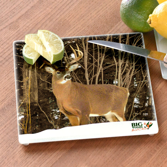 Picture of Father's Day Gift  Special - Glass Cutting Board - Free Shipping